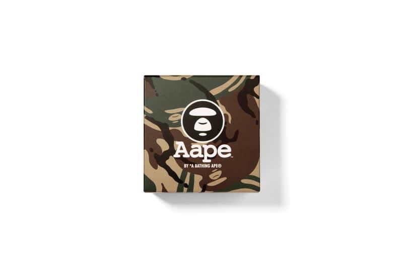 猿來中秋節-AAPE BY *A BATHING APE® 聯乘「鋒味」推出別注中秋月餅禮盒