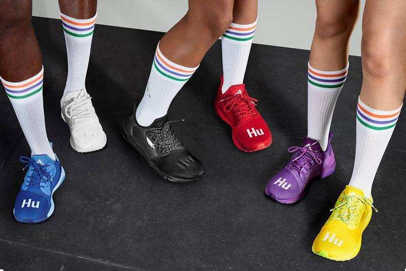 Pharrell Williams x adidas Originals 全新聯乘計劃「Now Is Her Time」即將上線
