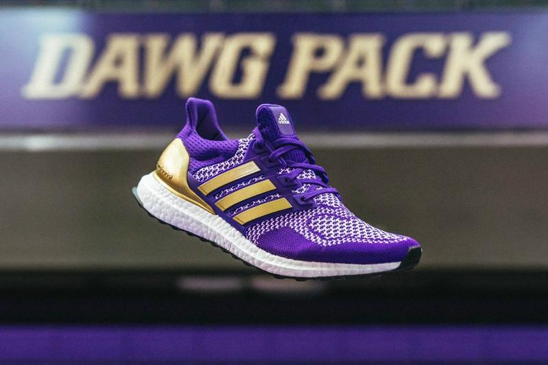 adidas x Washington Huskies 全新聯乘 UltraBOOST 1.0 發佈