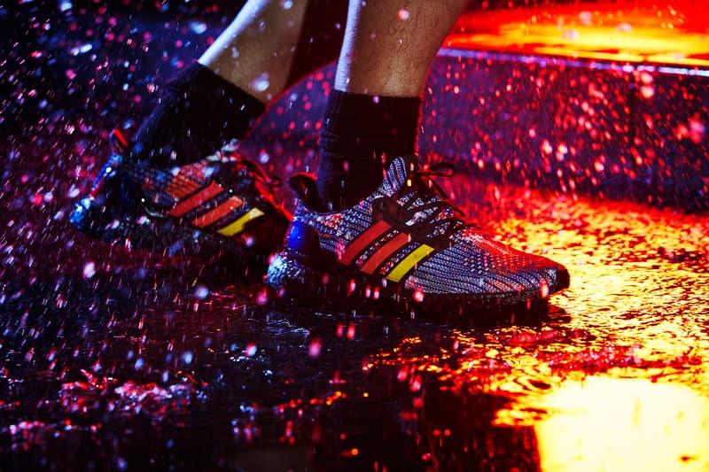 近賞 adidas UltraBOOST 全新「Rainy Season」別注設計