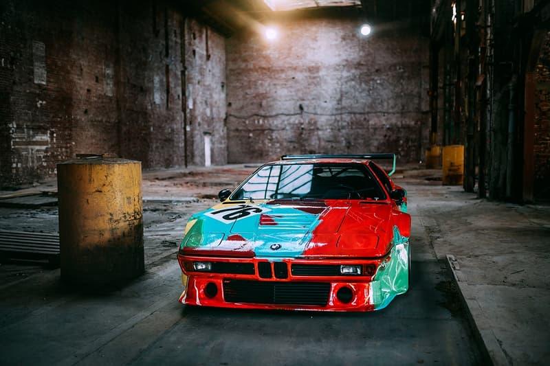 近賞 BMW 主辦攝影大賽 Shootout 2018 冠軍作品:Andy Warhol x BMW M1