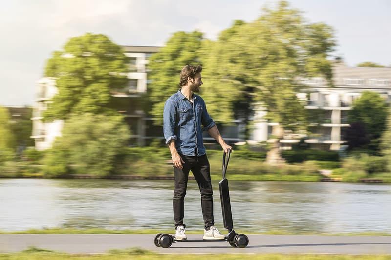 Audi 全新 e-tron Scooter 電動滑板車發佈