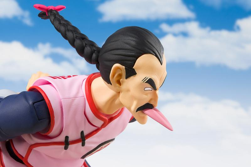 Bandai 推出《龍珠》之「天下第一殺手」桃白白 S.H.Figuarts 模型