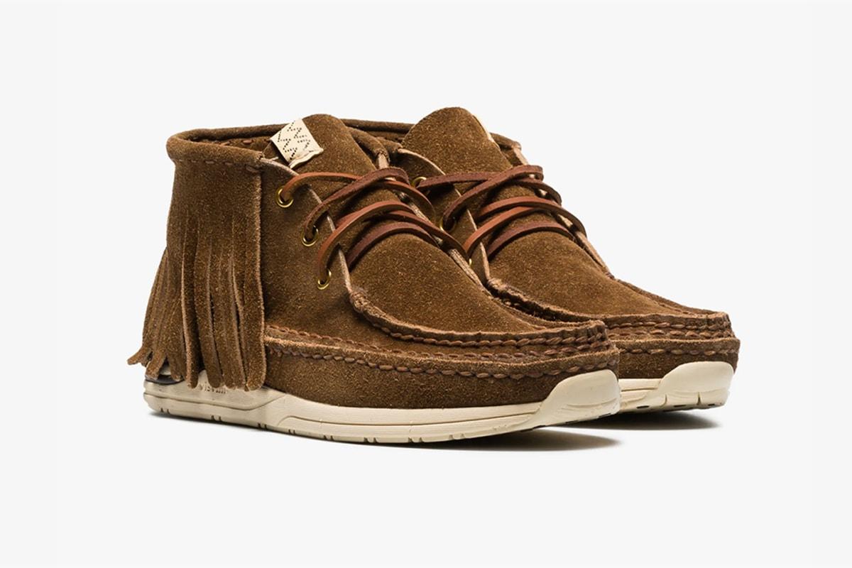 本日嚴選 10 雙麂皮材質鞋款入手推介