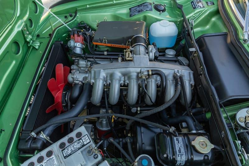 極罕綠惡魔 − 1974 年 BMW 3.0 CSL Series 2「Batmobile」即將展開拍賣