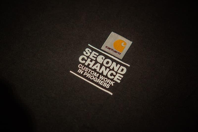 Carhartt WIP x FPAR「SECOND CHANCE」聯乘期間限定展覽即將登場