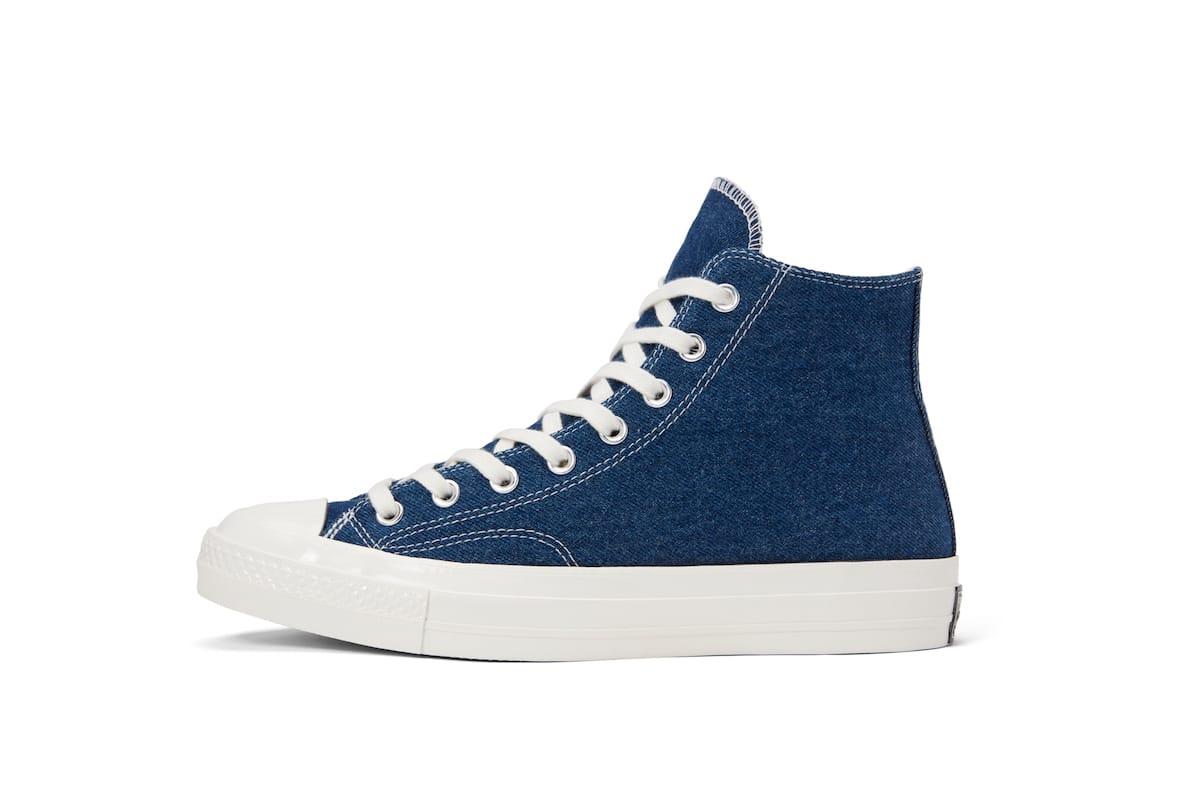 Converse 正式发表 Renew Denim 鞋款系列