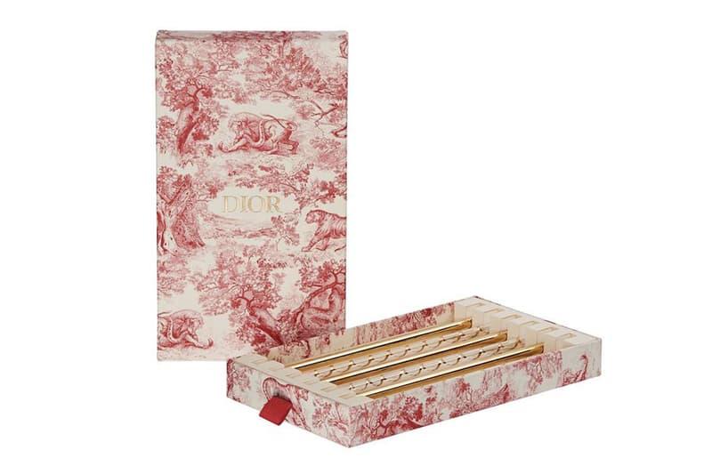 Dior 推出要價 $150 美元之極奢環保吸管組合