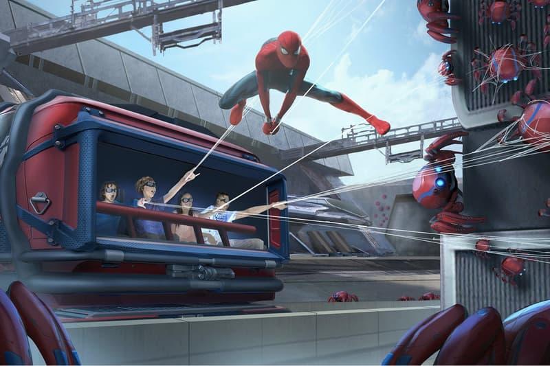 Disney 最新主題樂園「Marvel Avengers Campus」完整細節、開放日期公開