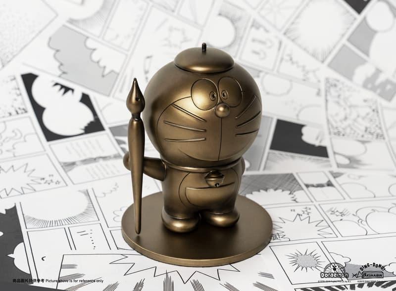 極上質感— 全新多啦 A 夢鑄銅像即將開放預購