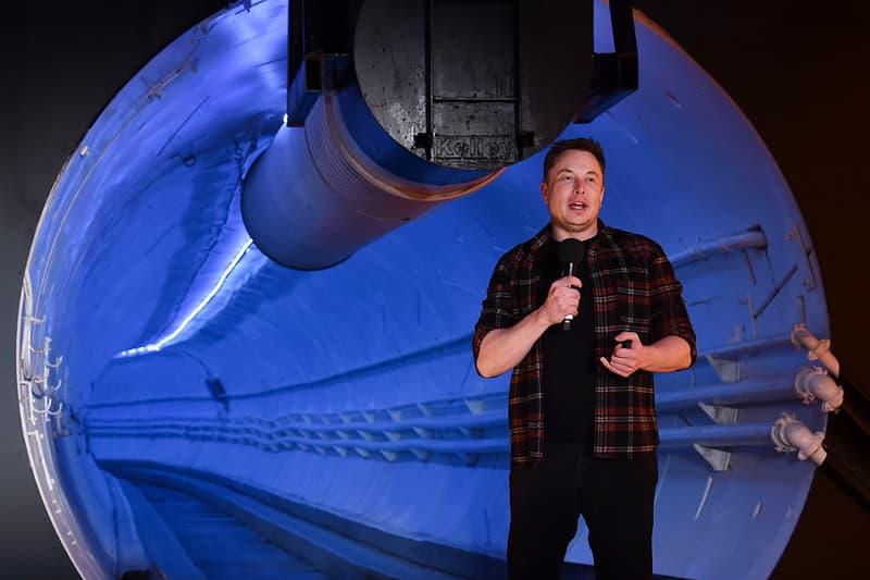 Elon Musk 表示將會成立「Boring Company China」
