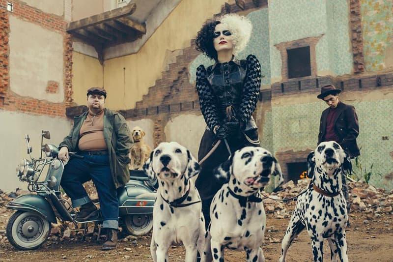 「D23 Expo」-Disney 釋出 Emma Stone 演角 Cruella de Vil 造型