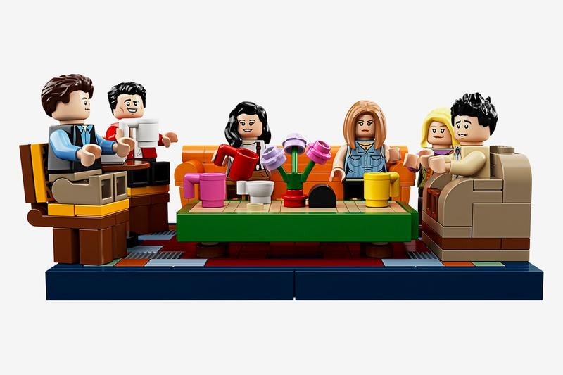 LEGO 攜手《Friends》打造 25 週年別注版積木套裝