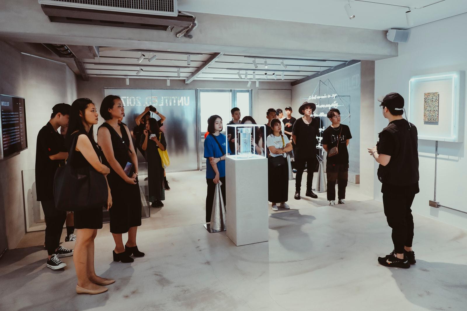 HYPEBEAST 現場直擊 G-Dragon 之「UNTITLED, 2017 無題藝術展」