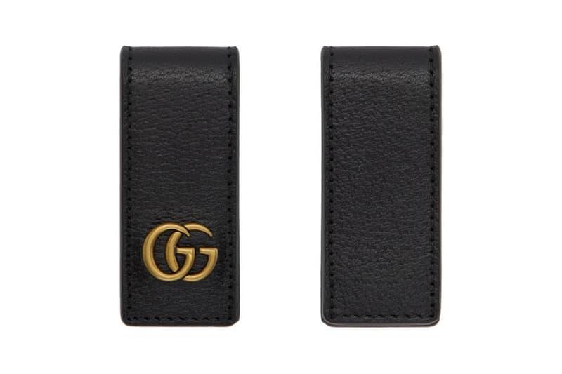 Gucci 推出 3 款全新皮革製鈔票夾