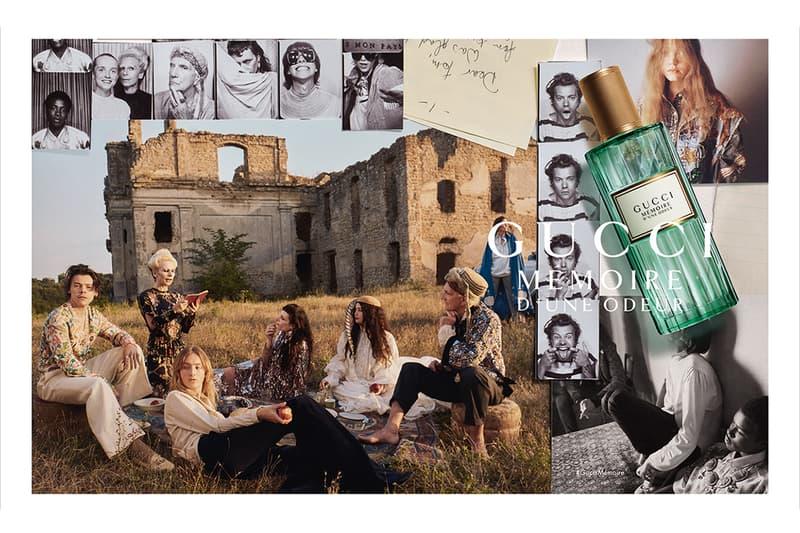 普魯斯特效應-Gucci 推出全新 Gucci Mémoire d'une Odeur 香氛