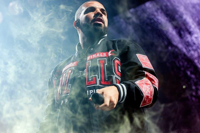 Drake 以傳奇樂隊 The Beatles 作為刺青圖騰表示致敬