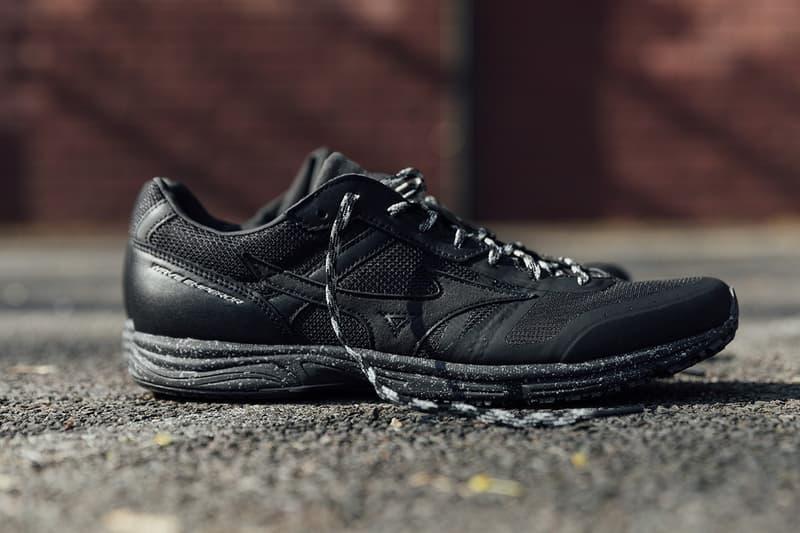 MIZUNO 正式推出「KAZOKU」計畫之全新鞋款 WAVE EMPEROR TECH