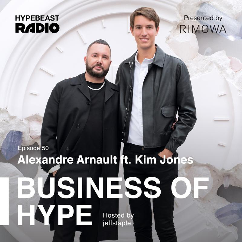 Business of HYPE:Jeff Staple 專訪 Kim Jones 與 RIMOWA 行政總裁 Alexandre Arnault