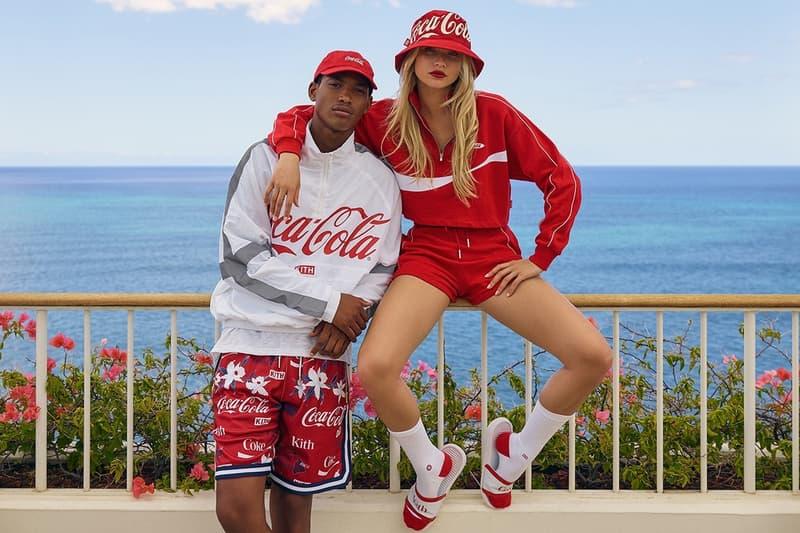 KITH x Coca-Cola 第四個跨界合作企劃正式揭曉