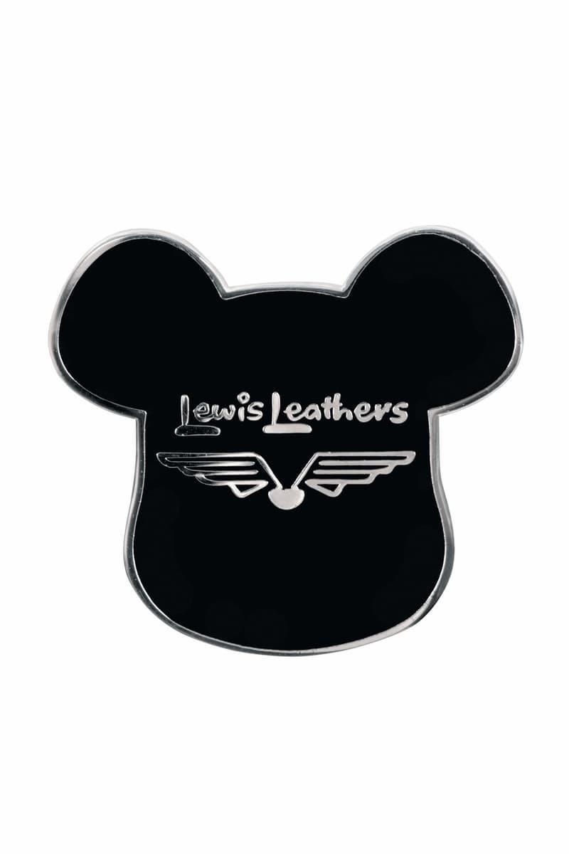 Lewis Leathers x Medicom Toy 攜手打造全真皮製 1000% BE@RBRICK