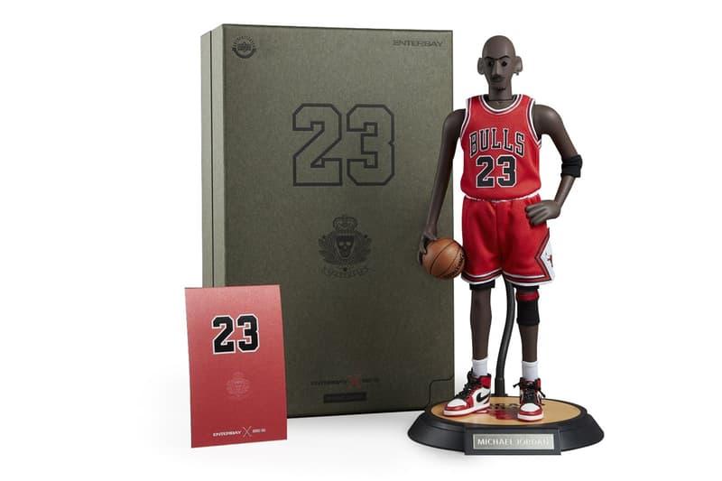 Eric So 重塑公牛年代「籃球之神」Michael Jordan 1:6 珍藏人偶