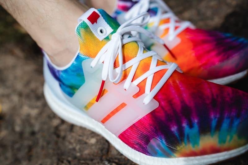 近賞 Nice Kicks x adidas UltraBOOST「Woodstock」聯乘鞋款上腳圖輯