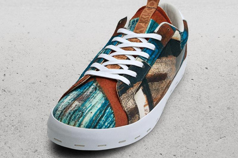 大師傑作-Nike SB 釋出 Michael Lau 聯乘 Blazer Low「Salvator Michael」