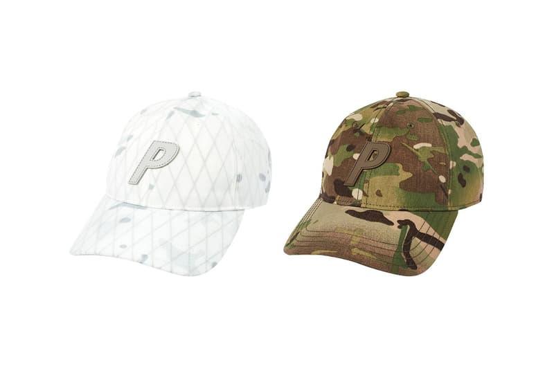 Palace 正式發佈 2019 秋季帽款系列