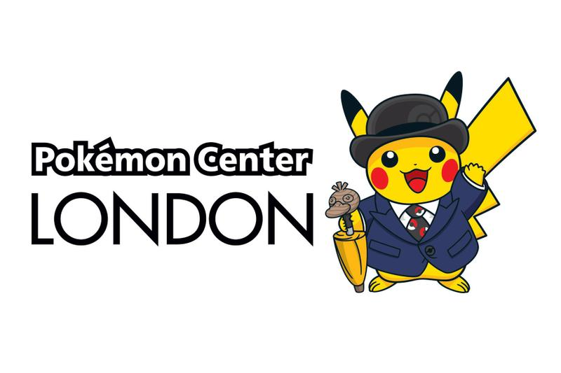 Pokémon 將於英國倫敦開設期間限定主題店