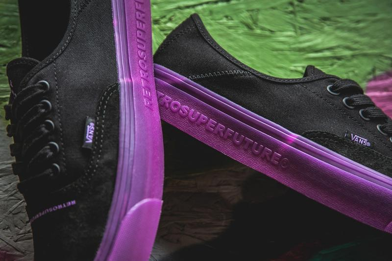 UPDATE:RETROSUPERFUTURE x Vans 聯乘別注 OG Style 43 XL 鞋款香港區發售情報