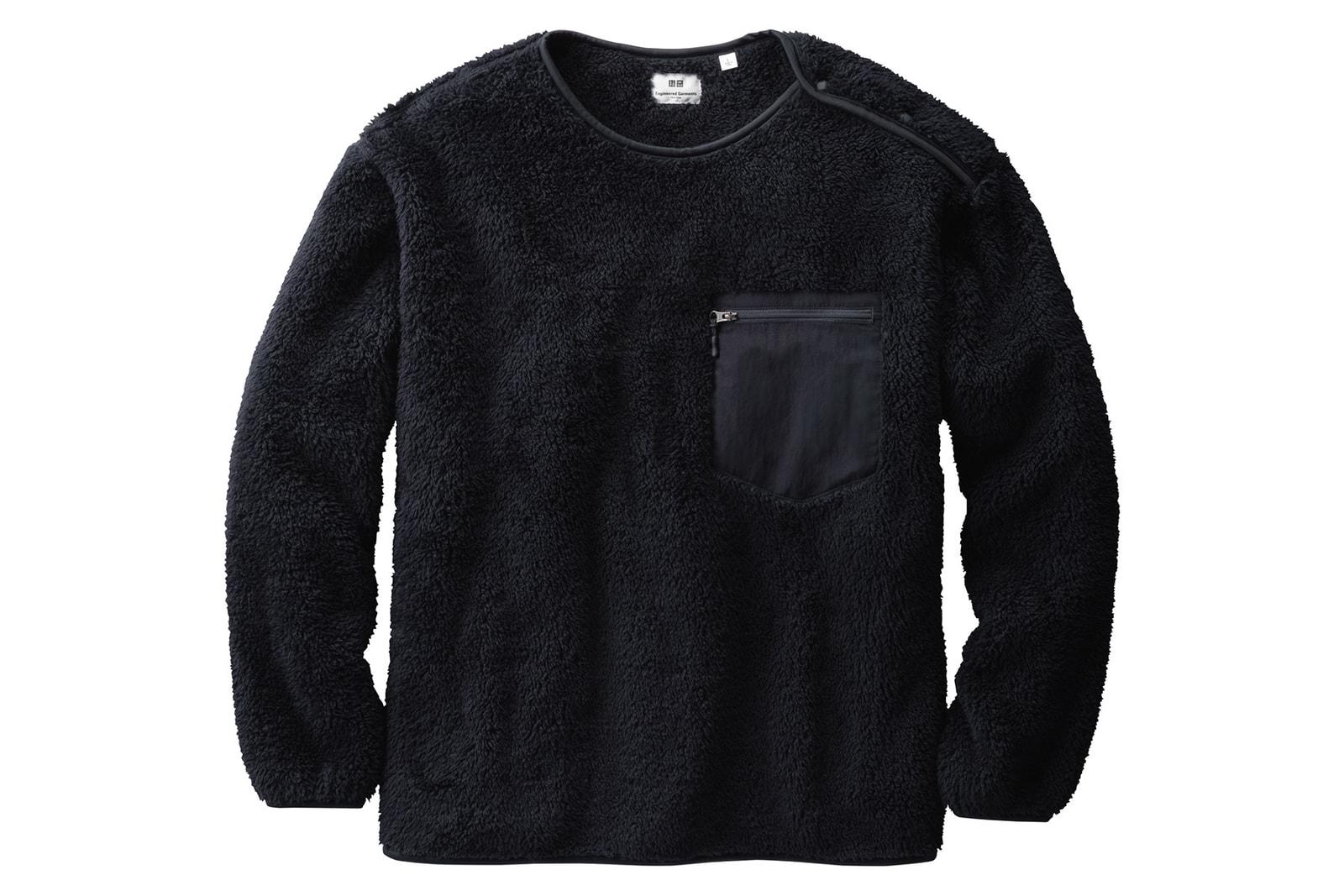 UNIQLO and Engineered Garments 聯乘系列第二彈正式發佈