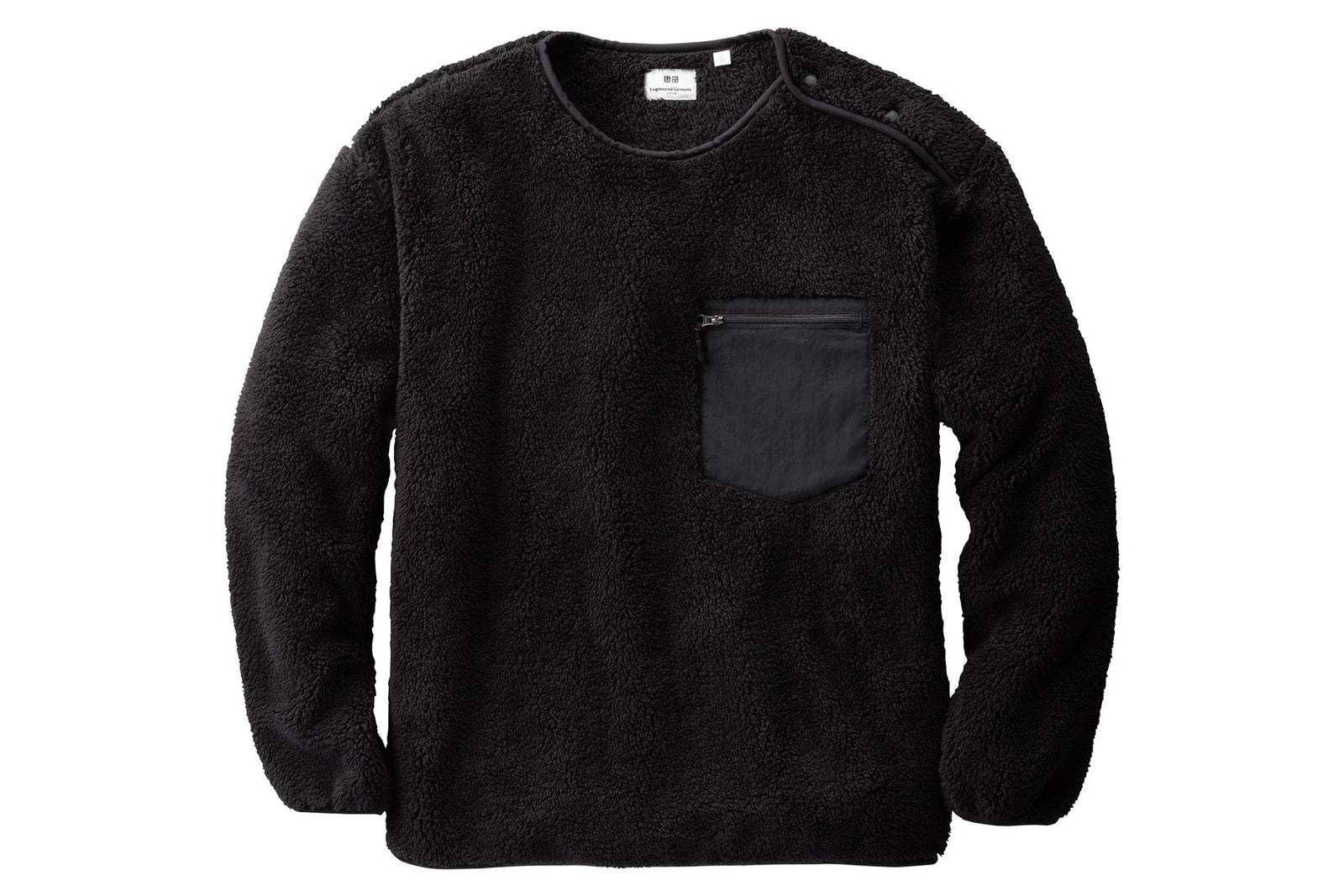 UNIQLO and Engineered Garments 聯乘系列第二彈香港區發售情報