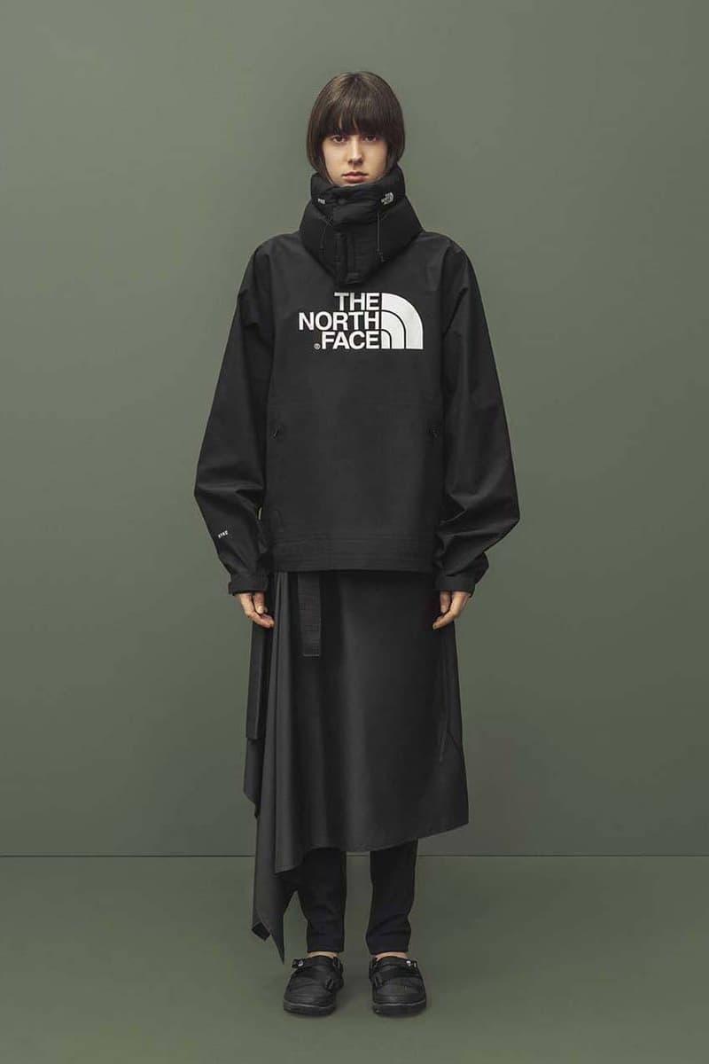 HYKE x The North Face 正式發佈 2019 秋冬聯乘系列 Lookbook