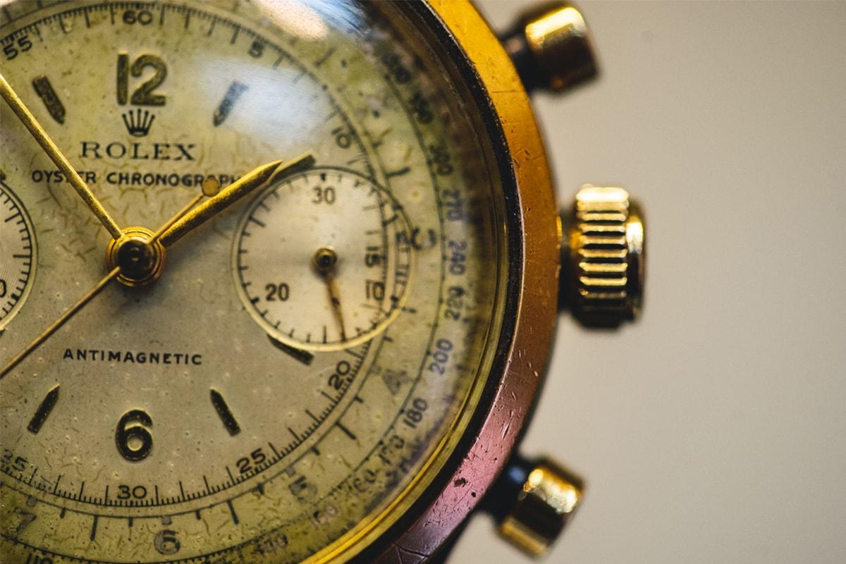 HYPEBEAST 專訪本地古董鐘錶老店「寶鏗」之第三代傳人 Quinton Ng