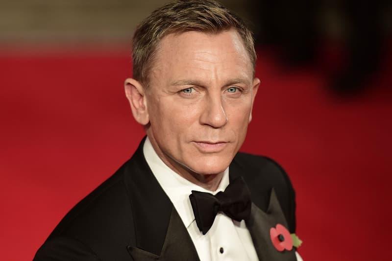 Daniel Craig 主演之最終《007》電影正式名稱及上映日期曝光