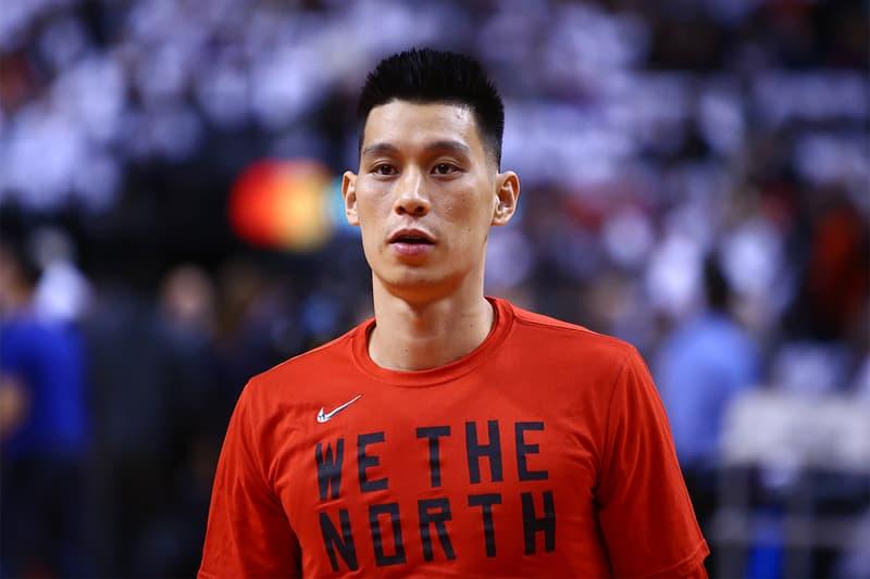 林書豪 Jeremy Lin 與中國運動品牌「特步」簽下代言合約
