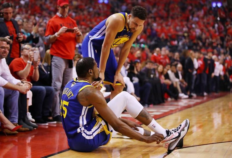 Kevin Durant 公開談及總決賽受傷經歷和有關 Warriors 的爭論