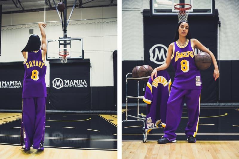 CLOT x Mitchell & Ness 全新 Kobe Bryant 新秀球衣聯乘系列上架