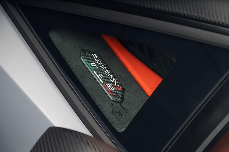Lamborghini 推出 Aventador SVJ 63 Roadster 和 Huracán EVO GT Celebration 極限量車型