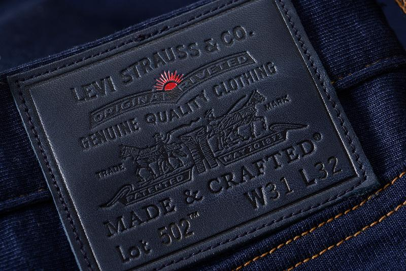LEVI'S® MADE & CRAFTED™ x LOOPWHEELER® 推出首個聯乘系列