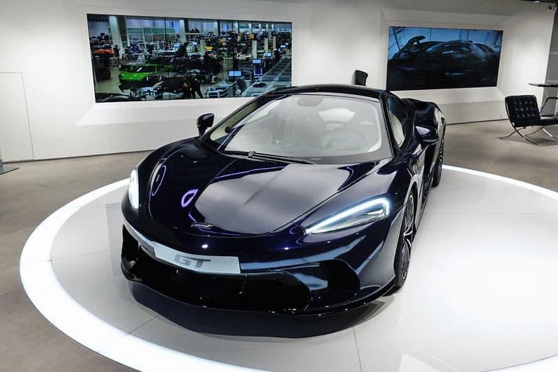 日用型超跑-全新 McLaren GT 華麗登陸香港