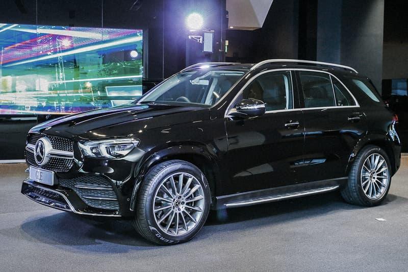 移動毫宅-Mercedes-Benz GLE 正式登陸香港
