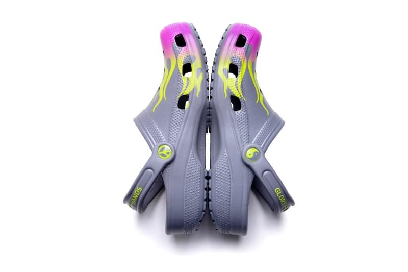 MYGE 攜手 Crocs 打造全新聯名「洞洞鞋」