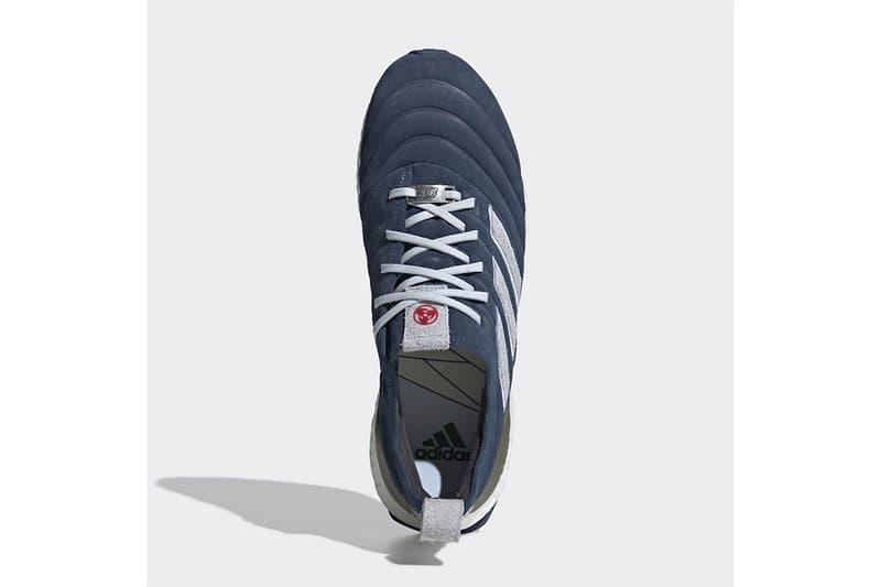 卡卡西參上 − Naruto x adidas 聯乘 COPA Ultraboost「Kakashi」發佈