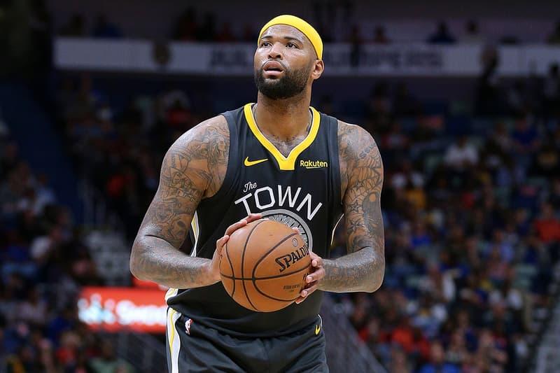 新賽季或將報銷!Lakers 新巨頭 DeMarcus Cousins 驚傳膝蓋前十字韌帶撕裂
