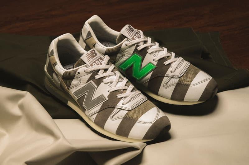 New Balance 聯乘六大日系品牌 CM996 鞋款香港區抽籤情報