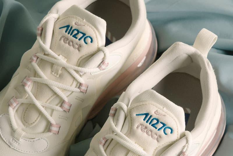 近賞 Nike Air Max 270 React 全新「Summit White」配色