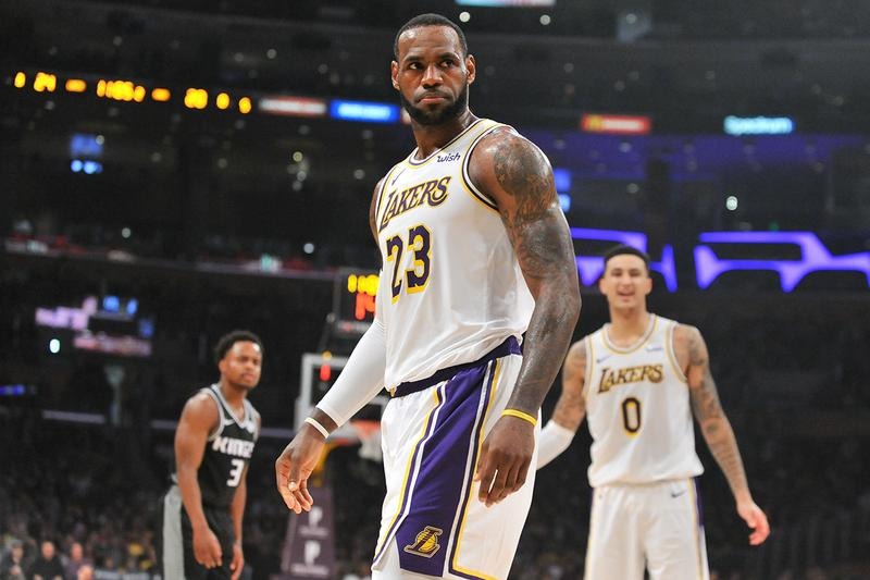 搶先預覽 LeBron James 全新戰靴 Nike LeBron 17