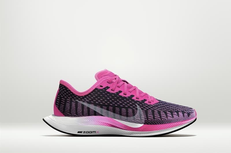 冬季主打!Nike 發佈最新 Pink Blast 螢光粉色鞋款系列